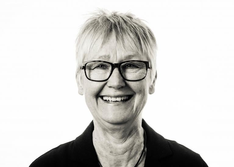 Bild på Elisabet Aldrin Persson