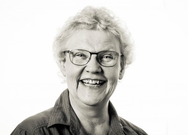 Bild på Astrid Bergström