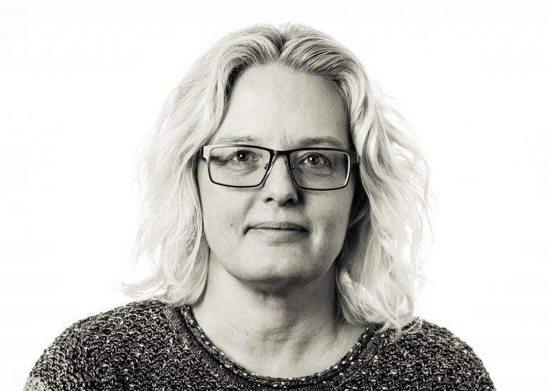 Bild på Carina Svensson
