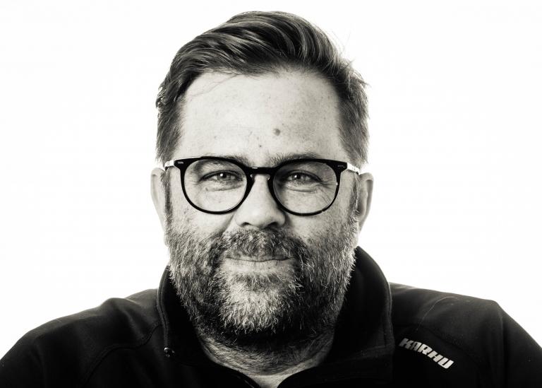 Bild på Erik Lundström