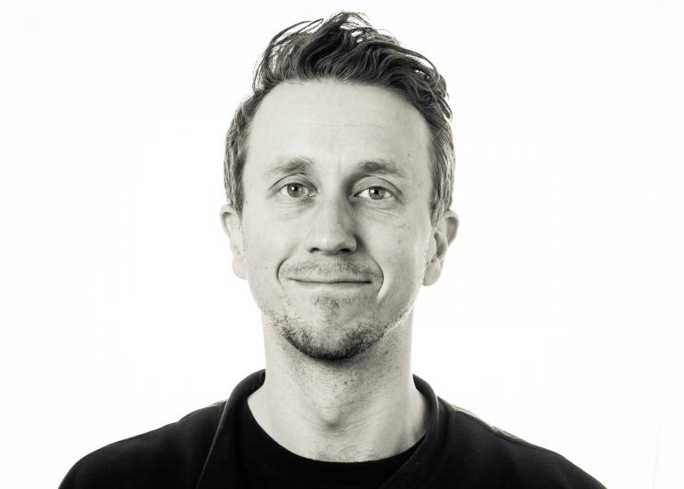 Bild på Fredrik Johansson