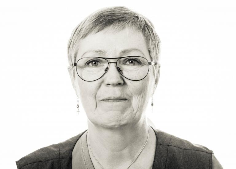 Bild på Gull-Marie Öberg