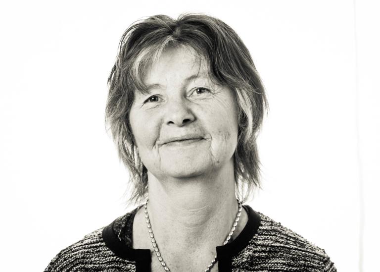Bild på Ulla-Britt Sandlund